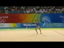 Lyubov Cherkashina ribbon 2008 olympic games Beijng