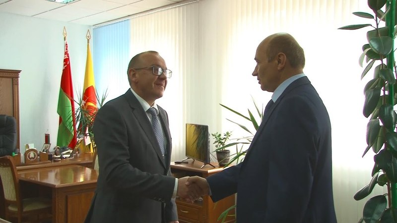 Укрепление контактов и сотрудничества. Пинск посетила делегация из Украины