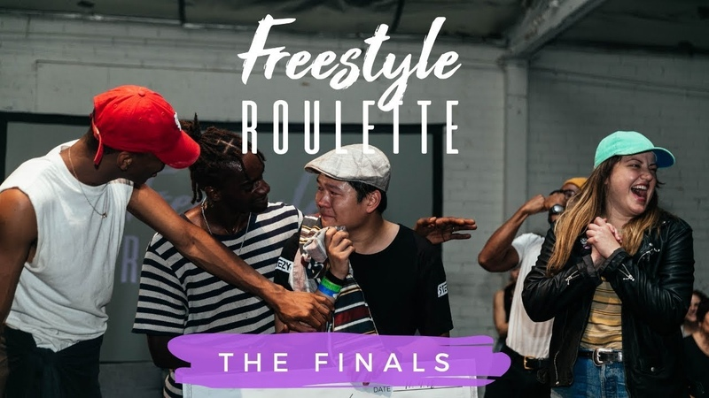 Galen Hooks Presents FREESTYLE ROULETTE: LIVE EVENT   The Finals