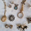 Florence vintage. Винтажные украшения из Америки