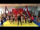 Танец разминка отчетный концерт 30.05.2018г