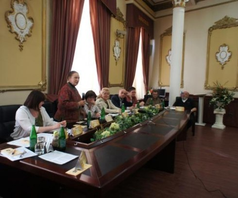 VIII международный чеховский книжный фестиваль в Таганроге