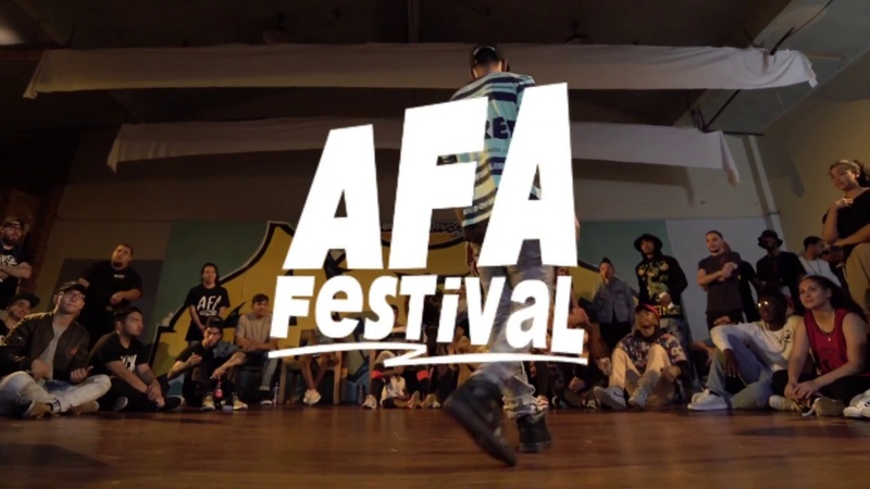 BAD NEWZ | JUDGES SHOWCASE | AFA FEST | Danceproject.info