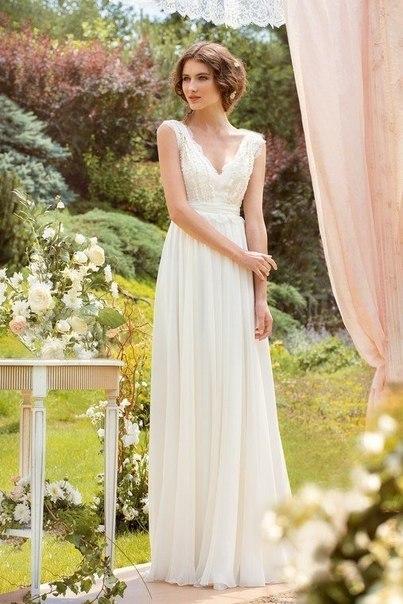 Интересные решения свадебных платьев