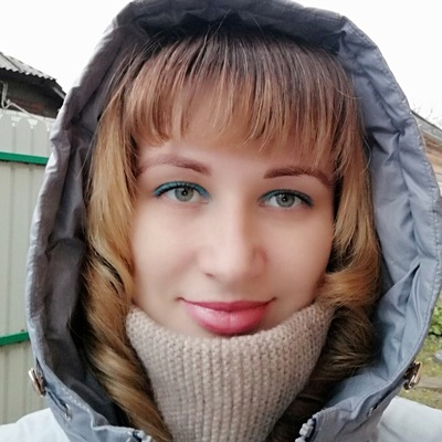 Оля Торопова