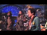 John Mayer - Paper Doll (Live on Letterman)