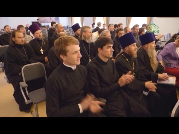 В Омской духовной семинарии состоялся актовый день