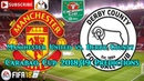 Manchester United vs. Derby County | EFL Cup, Carabao Cup 2018/19 | Predictions FIFA 18