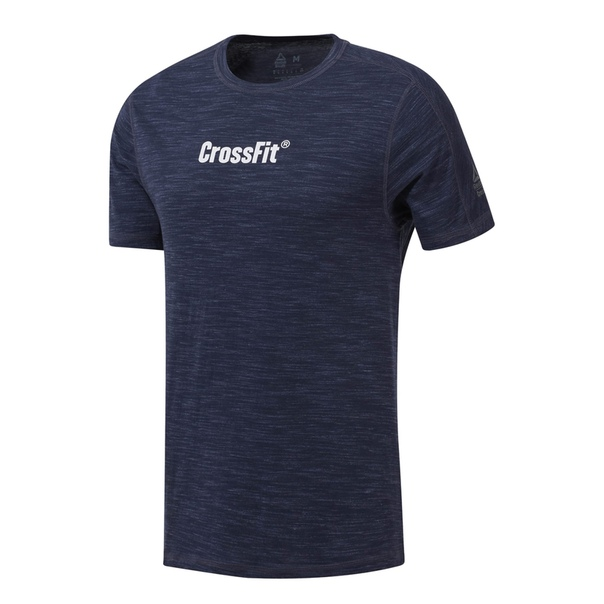 Спортивная футболка Reebok CrossFit® Marble Mélange