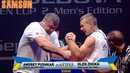ARMWRESTLING | OPEN CATEGORY | MOLDOVA OPEN CUP 2018 | LEFT HAND |