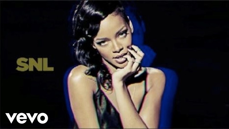 Macj.ru   Rihanna - Diamonds (Live on SNL)