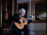Андрес Сеговия исполняет - E. Granados - La Maja de Goya.