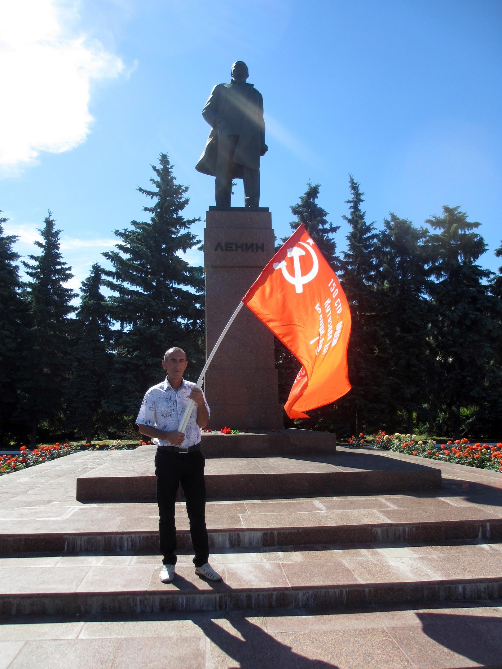 Сызрань 2018 КПРФ 22 июня