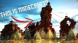Minecraft Asian Build!! Minecraft Timelapse!! Nakazawa Pagodas!!