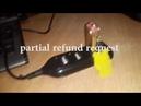 Запрос на частичный возврат для высокоскоростного 4 портового адаптера USB адаптера Splitter от Aliexpress