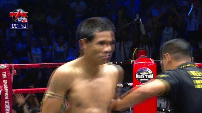 Max Muay Thai, The Champion, 19.01.19