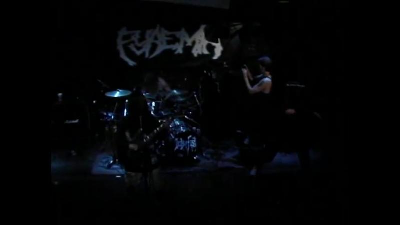 Pyaemia - Live in Montreal, QC, Canada [08.05.2001]