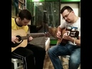 The xx - Crystalised feat. Валера Ольхов (acoustic guitars cover)
