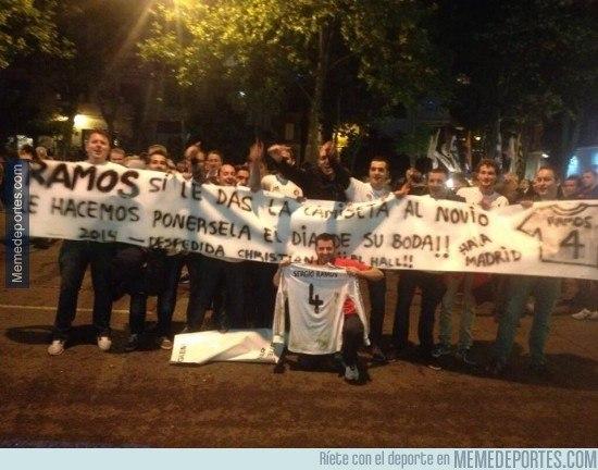 Серхио Рамос, Реал Мадрид, фото