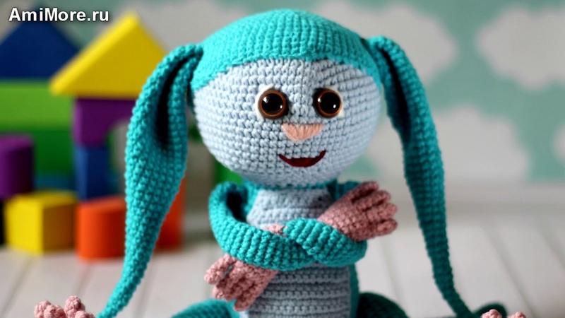 Амигуруми: схема Бедокура из Джингликов. Игрушки вязаные крючком - Free crochet patterns.