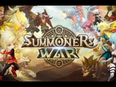 Summoners War Sky Arena 4 месяца не играл в игру.