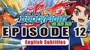 Sub Episode 12 Future Card Buddyfight Hundred Animation