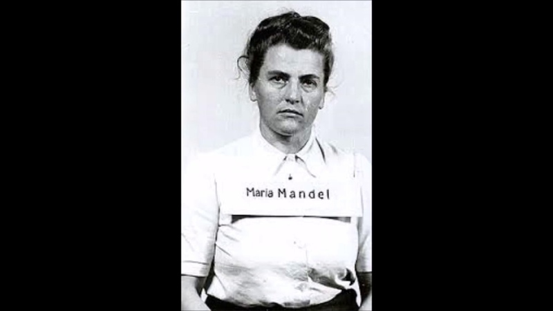 7 facts about Notorious Nazi Prison Guard Maria Mandel