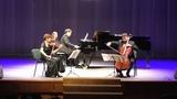 Nikolay Rimsky-Korsakov, Piano trio c-moll, 3.Adagio D.Cefanov, N.Kalinicheva, M.Kalinichev