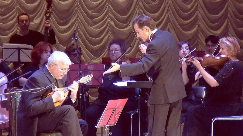 Владимир Кузин (домра и мандолина) - Юбилейный концерт. Часть 1.