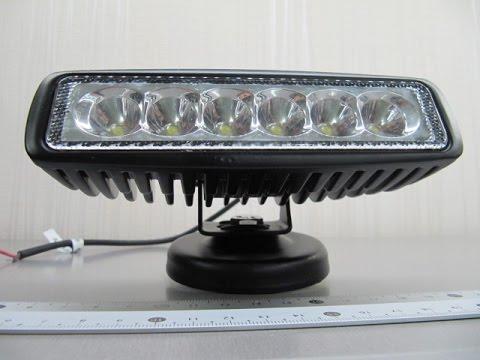 Cветодиодные фары LED GV-2218W Spot
