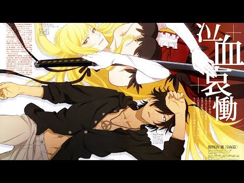 Monogatari AMV • Beside you