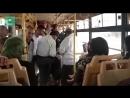 Сирия ФАН публикует видео прибытия беженцев из Ливана