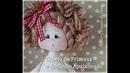 Aprenda a fazer um lindo Cabelo de Princesa e um Rostinho Apaixonado