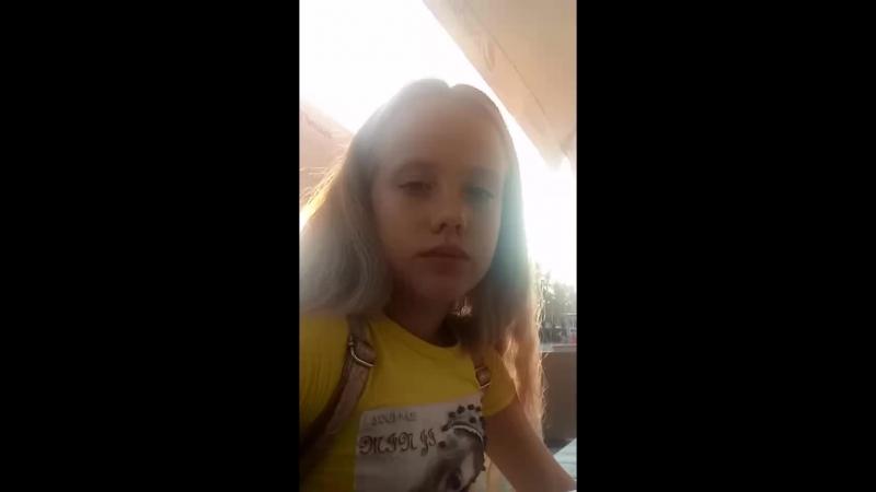 Анастасия Щербакова Live