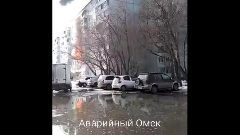 Следователями Следственного комитета устанавливаются причины взрыва бытового газа в квартире жилого дома в г Омске