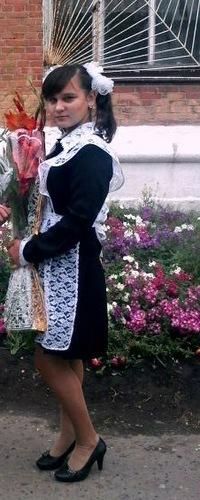 Вера Усоева, 20 августа 1998, Тайшет, id185874455