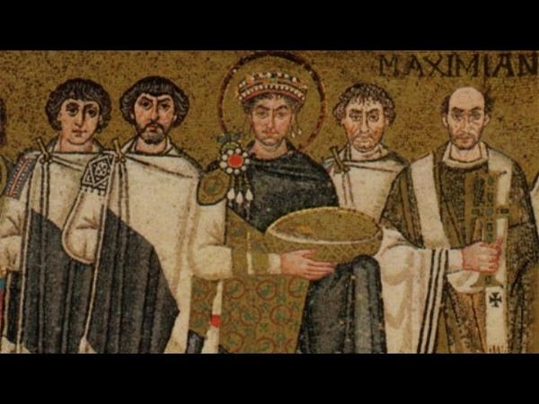 Византийский император Юстиниан I (рассказывает историк Наталия Басовская)