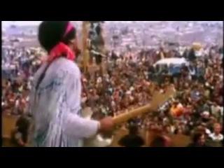 Jimi Hendrix en Woodstock - Vìdeo Dailymotion