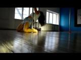 Choreography by Victoria Gybina - Kristina Si - Космос  - Exotic Pole Dance