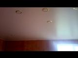 Ровный потолок в доме
