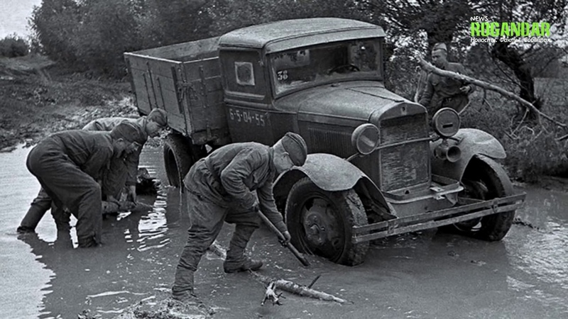 Бензиновый движок «Тигра» для вида попробовал потягаться с советским дизелем...