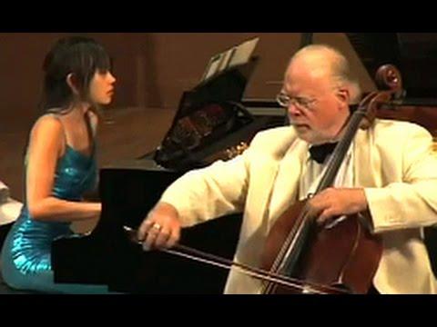 Yuja Wang Lynn Harrell: Rachmaninov Sonata for Cello Piano in G minor