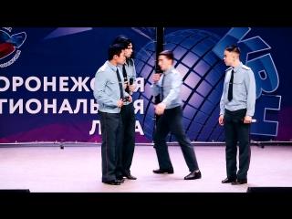 1/4 финала - «На всякий пожарный» ВИ ГПС МЧС России