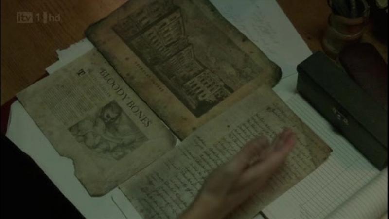 S03e06 Современный потрошитель / Жестокие тайны Лондона / Whitechapel