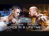 (WWE Mania) WrestleMania 28 John Cena vs The Rock
