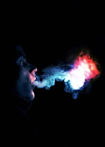 Как сделать дым в кальяне гуще видео