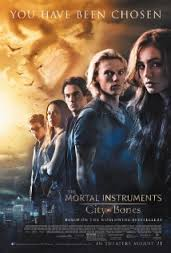 The Mortal Instruments: Stad av skuggor (2013)