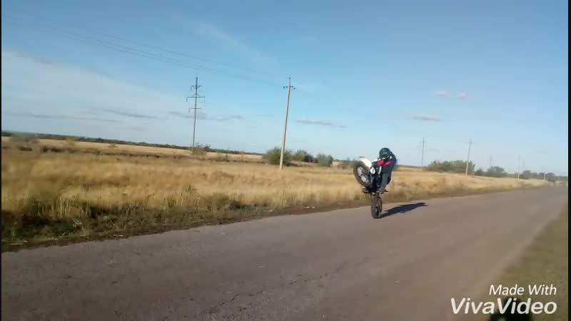 Stunt irbis ttr 125