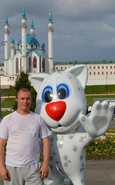 Андрей Наумов, 8 мая 1993, Казань, id116855645