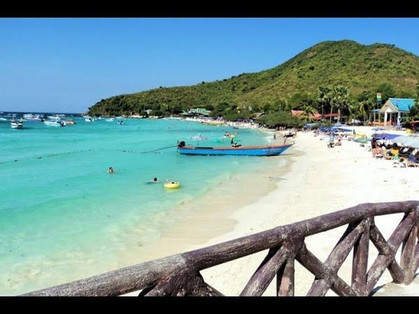 Обзор пляжей острова Koh Larn
